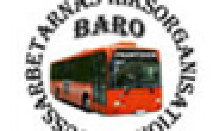 Baro – Bussarbetarnas